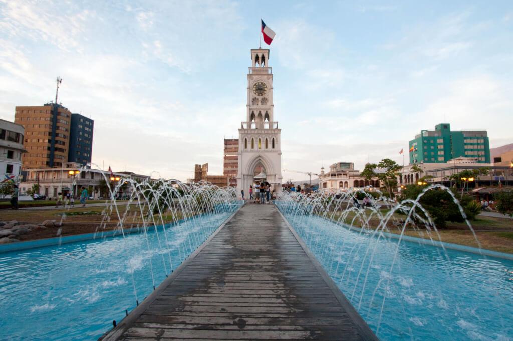 Ruta – Iquique