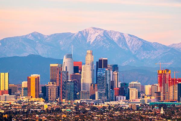 Ruta – Los Ángeles